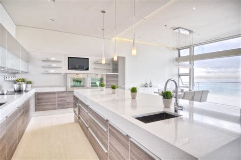 view kitchen designs white modern kitchen with view hgtv 3148
