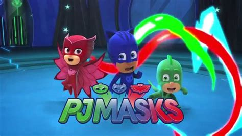 Pj Masks Trailer Youtube