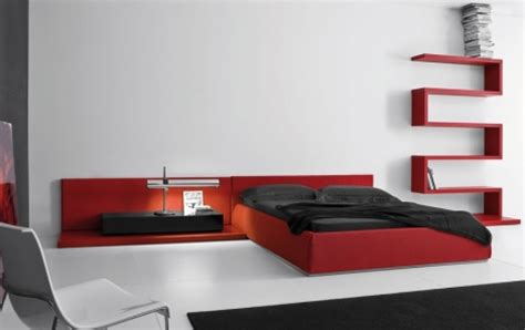 Red And Black Bedroom Furniture