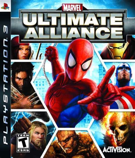Adéntrate en el universo cinematográfico de marvel con personajes e aunque este juego es compatible con ps5, es posible que algunas funciones para ps4 no estén lea los avisos de salud para obtener información de salud importante antes de usar este producto. Marvel Ultimate Alliance para PS3 - 3DJuegos