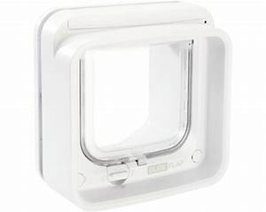 Trappe Pour Chat : trappe pour chats sureflap connect micropuce 210x210 mm ~ Dode.kayakingforconservation.com Idées de Décoration