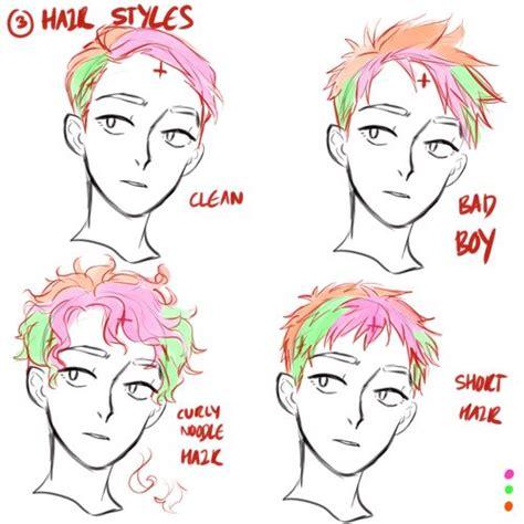 Best 20  Drawing hair tutorial ideas on Pinterest