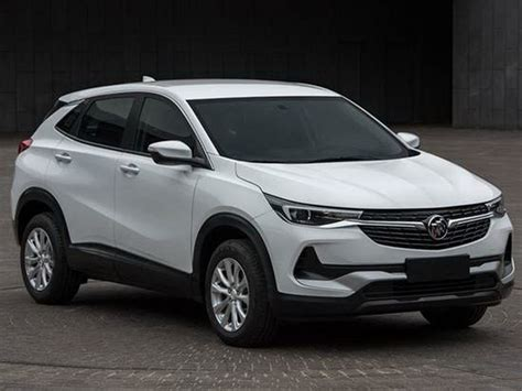 china s 2020 buick encore ii to sit alongside new chevrolet tracker carscoops