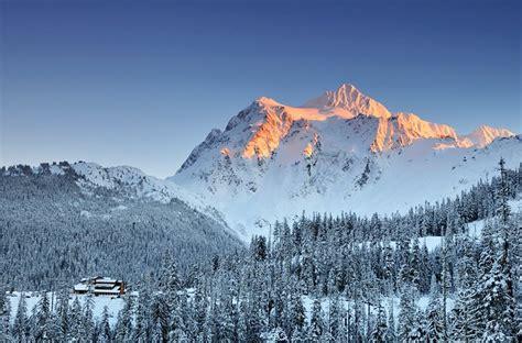 washington state ski mount skiing seattle snowboarding resorts planetware baker wa area lodge shuksan lodges deming hiking