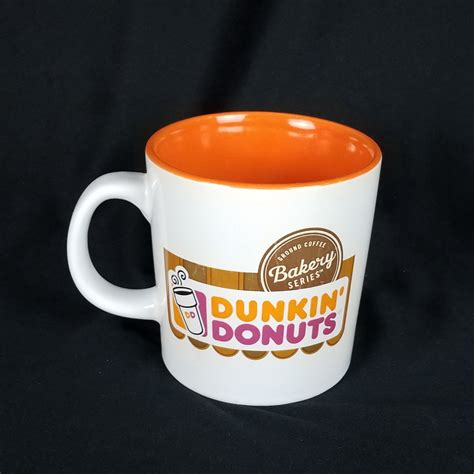 """Shop for dunkin donuts cups online at target. DUNKIN DONUTS 12 oz Coffee Mug """"Bakery Series"""" - Larry's Basement"""