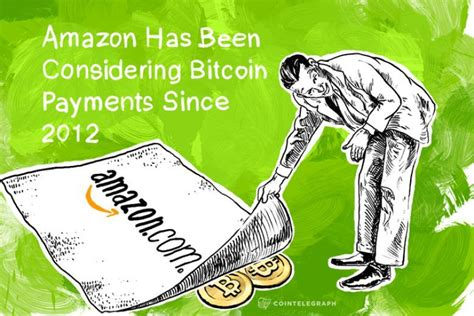 If you want us to look into a specific payment method which isnt covered yet, let us know in the comments. Amazon Has Been Considering Bitcoin Payments Since 2012 | Bitcoin, Coin logo, Buy bitcoin
