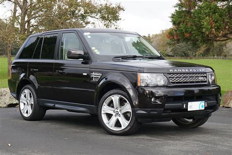 2012 Land Rover Range Rover Sport Review by Land Rover Range Rover Sport 2004 2013 Used Car Review