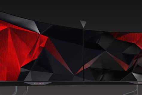 acer x34 desk gaming monitor acer predator x34