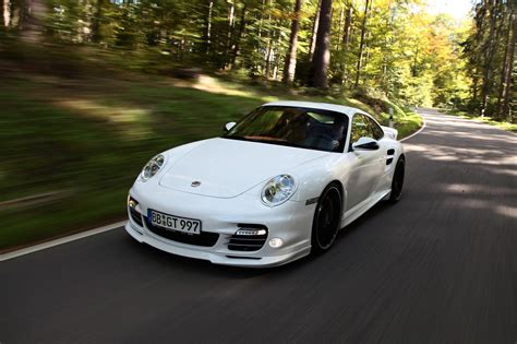 2011 Porsche 911 Turbo By Techart