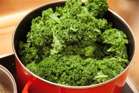 Frischer Grünkohl Einfaches Rezept Mit Schinkenkrakauer