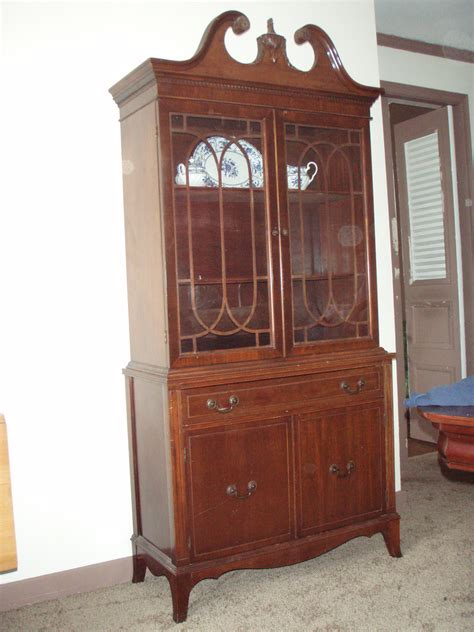 used china cabinet for sale used antique furniture