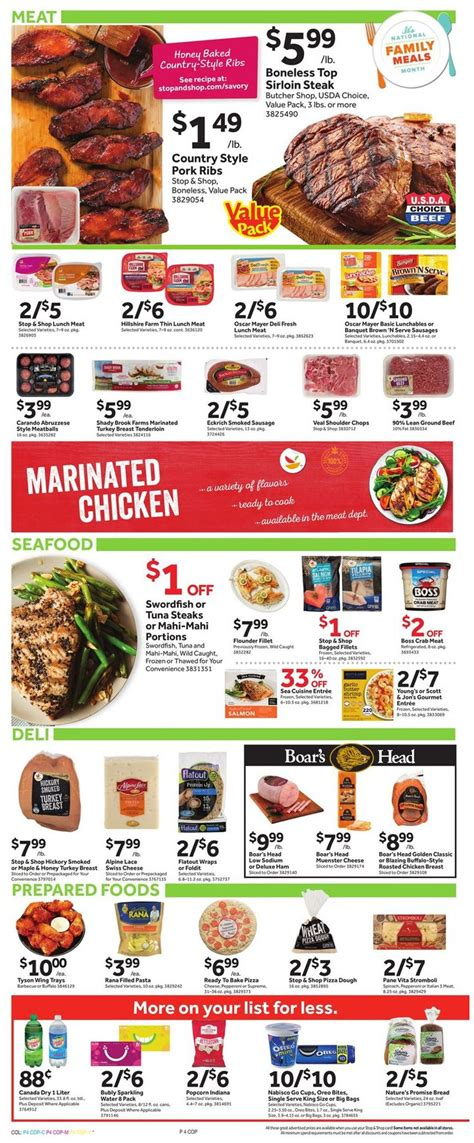 Massachusetts and rhode island locations closed. Stop and Shop Current weekly ad 09/06 - 09/12/2019 8 - frequent-ads.com