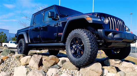 2020 Jeep Gladiator Launch Edition by Walkaround Gladiator With Launch Edition Gloss Black