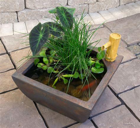 Aquascape Patio Pond aquatic patio pond diy patio pond aquascape patio pond