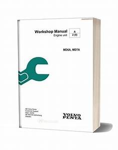 Volvo Penta Md6amd7a Workshop Manual