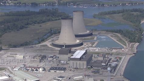 DTE Energy's Fermi 2 Nuclear Power Plant - YouTube