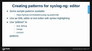 2015 libre software meeting syslog ng from log With syslog ng template example