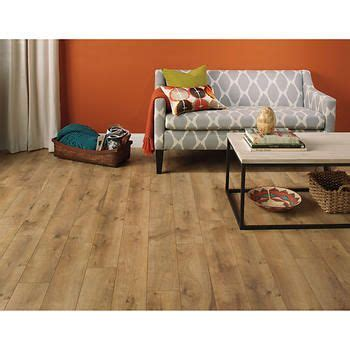 harmonics camden oak laminate flooring 20 15 sq ft per box wait for it to go on sale for 29 99 a