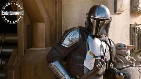 Star Wars: The Mandalorian Season 2 First Look Teases Big ...