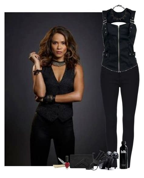 Mazikeen By Saradrobna Liked On Polyvore Featuring