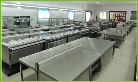 Fast Food Restaurant Stainless Steel Kitchen Storage