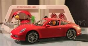 Voiture Playmobil Porsche : playmobil porsche 911 carrera s 3911 klerelo ~ Melissatoandfro.com Idées de Décoration