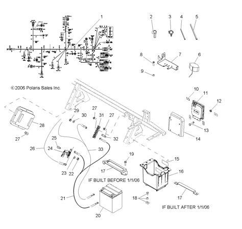 2008 polari ranger 4x4 wiring diagram database