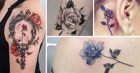 Tatuagens De Rosa