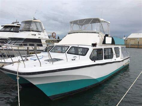 cougar cat  passenger vessel  sale boats