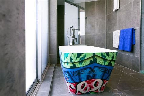 Grafiti Vyanisty : The Block 2015 Week 1 Bathroom Reveals