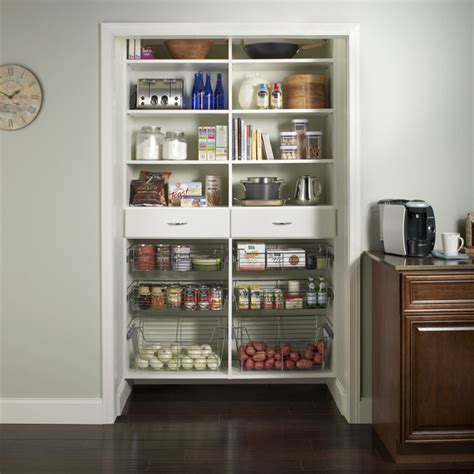kitchen pantry organizer systems organize laundry room kitchen closet pantry systems 5489
