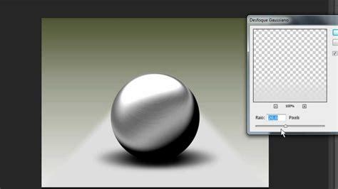 photoshop cs como fazer uma esfera em  youtube