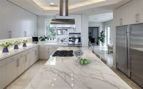 Neolith Countertops Rockville   Flintstone Marble and Granite
