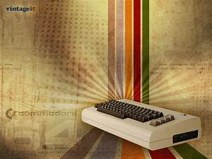Commodore 64 Vintage Wallpaper Free Desktop HD IPad
