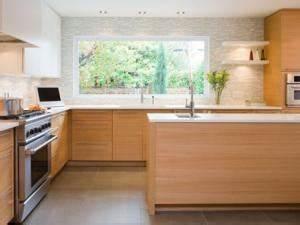 Quelle Couleur Avec Parquet Chene Clair : cuisine bois et couleur le bois chez vous ~ Voncanada.com Idées de Décoration