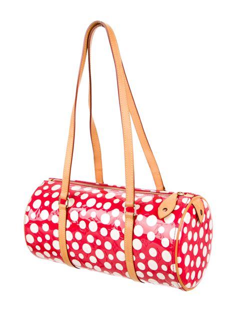 louis vuitton dots infinity papillon bag handbags