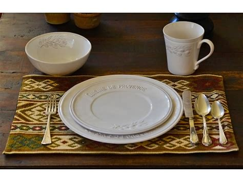 set de cuisine cuisine de provence dinnerware set the city farm