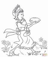 Amelia Bedelia Coloring Pages James Peach Giant Pie Lemon Meringue Carrying Books Drawing Raju Mighty Bond Printable Character Print Supercoloring sketch template