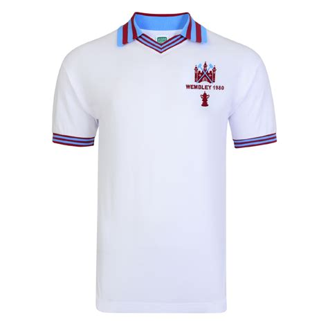 West Ham United 1980 FA Cup Final shirt | West Ham United ...