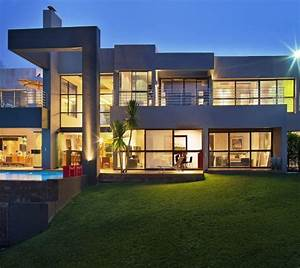 Modern Luxury Home In Johannesburg South Africa  Southafricandreamhome