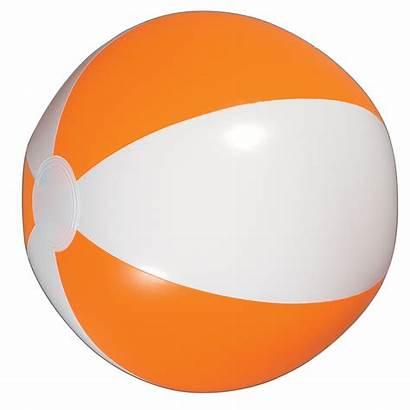Beach Balls Ball Clipart Printable Orange Custom