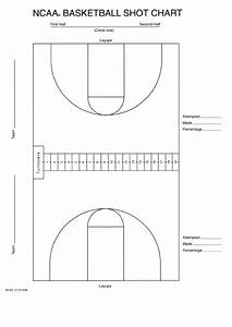 behavior plan template basketball shot chart printable pdf download