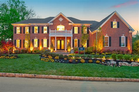 New Luxury Homes For Sale in Branchburg, NJ   Steeplechase