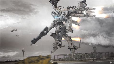 Armored Core Is Making A Big Comeback With From Software