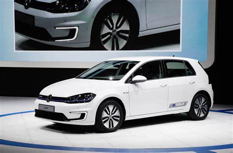 E Golf 2017 by 2017 Volkswagen E Golf Revealed In La Autocar