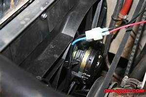 Installing Electric Fans In A Jeep Cj7  Off