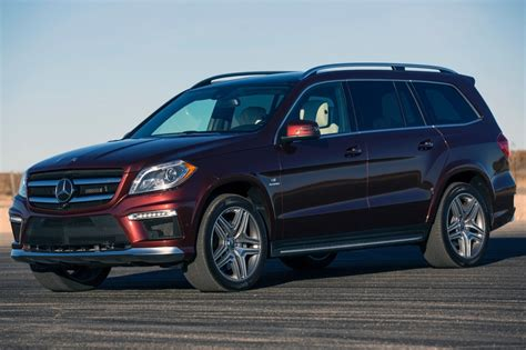Used 2016 Mercedesbenz Glclass Suv Pricing  For Sale