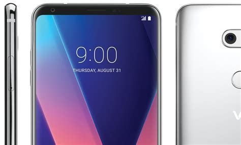 freshly leaked lg v30 renders reveal front rear and sides of the handset
