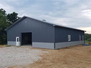 shouse pole buildings custom homes meyer construction With 40x100 pole barn