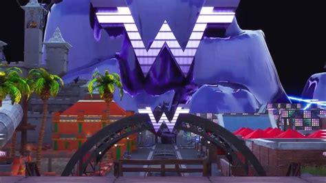 fortnite weezer world guide   play  island